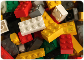 ブロックの画像